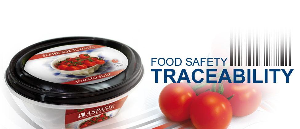 Food Safety - Traceability